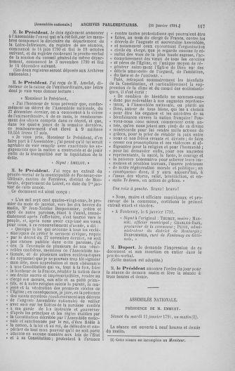 Tome 22 : Du 3 janvier au 5 février 1791 - page 117