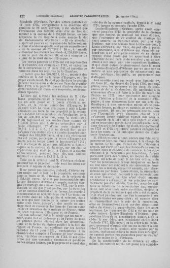 Tome 22 : Du 3 janvier au 5 février 1791 - page 122