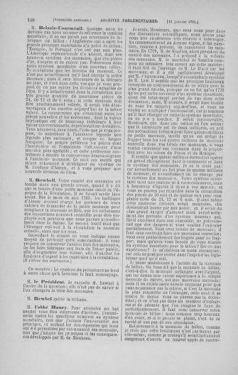 Tome 22 : Du 3 janvier au 5 février 1791 - page 140