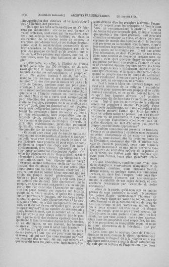 Tome 22 : Du 3 janvier au 5 février 1791 - page 206