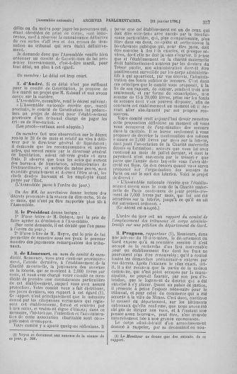 Tome 22 : Du 3 janvier au 5 février 1791 - page 357