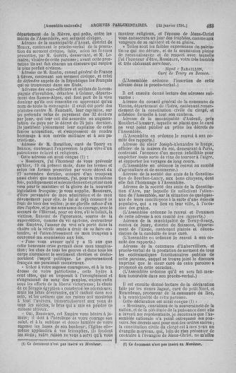Tome 22 : Du 3 janvier au 5 février 1791 - page 423