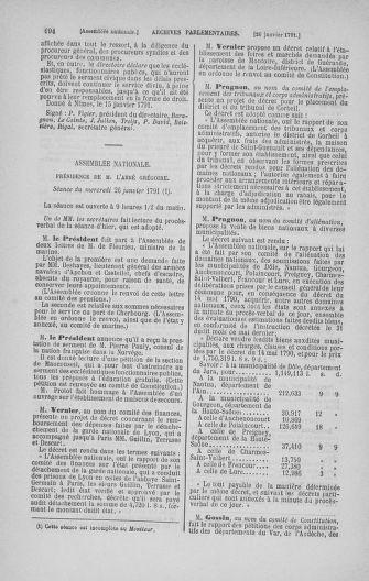 Tome 22 : Du 3 janvier au 5 février 1791 - page 494