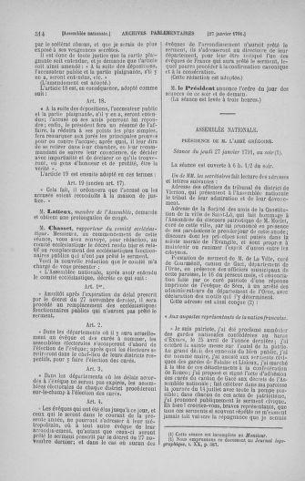 Tome 22 : Du 3 janvier au 5 février 1791 - page 514