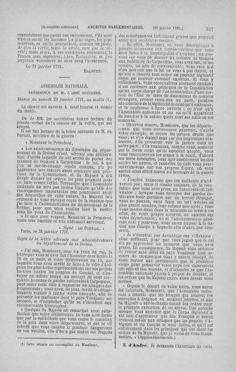 Tome 22 : Du 3 janvier au 5 février 1791 - page 547