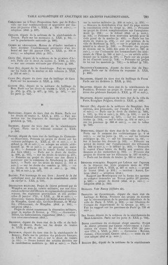 Tome 22 : Du 3 janvier au 5 février 1791 - page 789