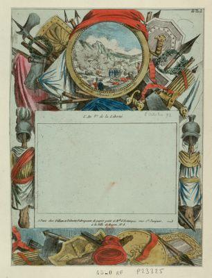 Brunswick échouant devant Thionville l'an V.e de la liberté : [estampe]