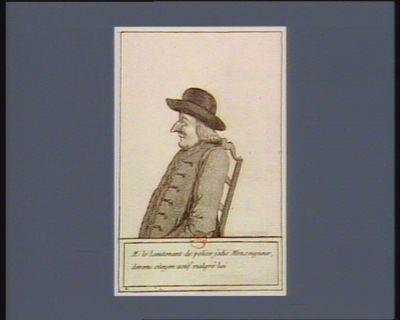 M. le lieutenant <em>de</em> police jadis monseigneur devenu citoyen actif malgré lui [estampe]