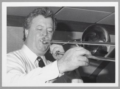 John Gill, trombone