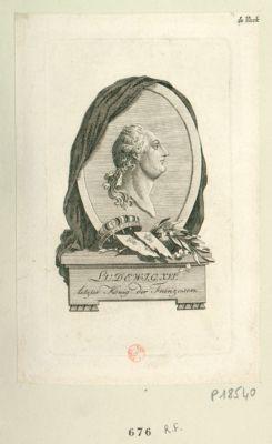 Ludewig XVI letzer König der Franzosen : [estampe]