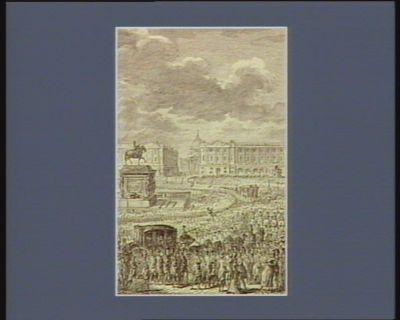 [Retour du Roi à Paris le 25 juin <em>1791</em>] [estampe]
