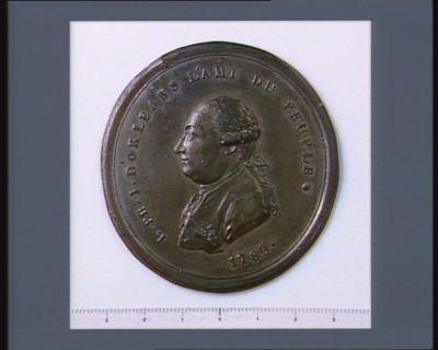 L. PH. J. D'ORLEANS L'AMI DU PEUPLE. 1789