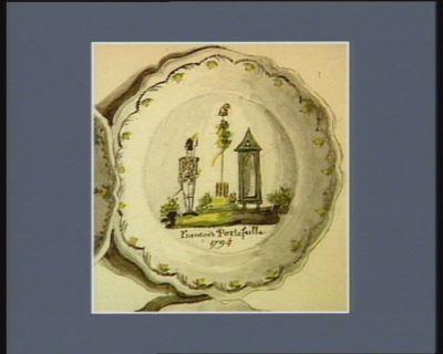 François Portefeille 1794 : [dessin]