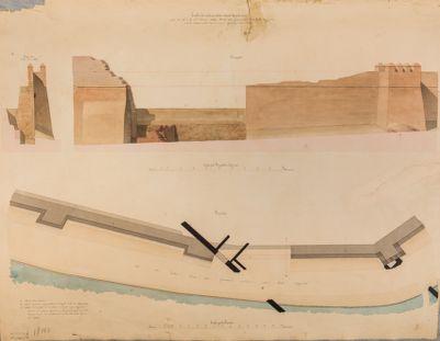 Mura Lateranensi verso porta Maggiore