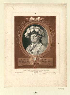 <em>Louis</em> seize Roi de France et de Navarre, né le 23 aoust <em>1754</em> : [estampe]