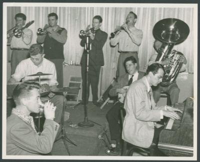 Yerba Buena Jazz Band with Johnny Wittwer