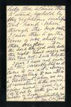 Correspondence (incoming):  M. C. W. Carter