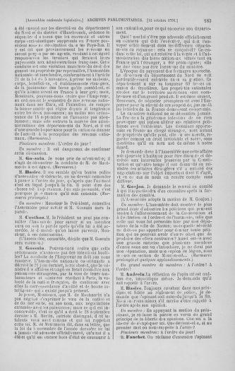 Tome 34 : Du 1er octobre au 10 novembre 1791 - page 183