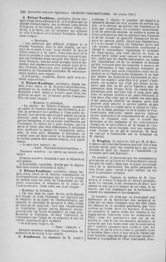 Tome 34 : Du 1er octobre au 10 novembre 1791 - page 326