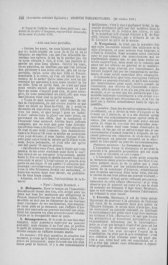 Tome 34 : Du 1er octobre au 10 novembre 1791 - page 342