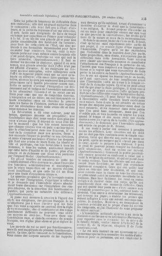 Tome 34 : Du 1er octobre au 10 novembre 1791 - page 355