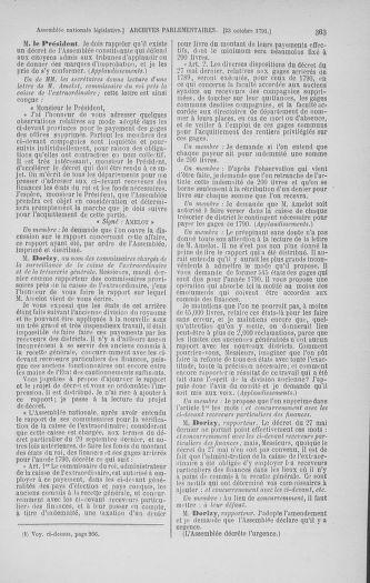 Tome 34 : Du 1er octobre au 10 novembre 1791 - page 363