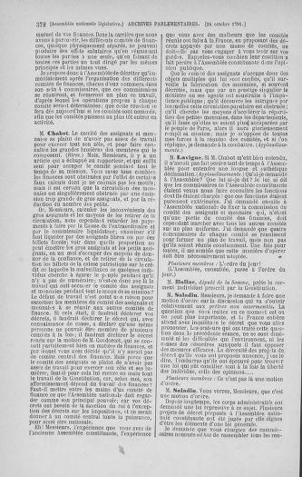 Tome 34 : Du 1er octobre au 10 novembre 1791 - page 372