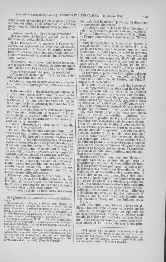 Tome 34 : Du 1er octobre au 10 novembre 1791 - page 373