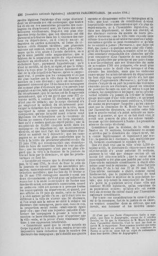 Tome 34 : Du 1er octobre au 10 novembre 1791 - page 496