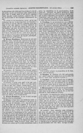 Tome 34 : Du 1er octobre au 10 novembre 1791 - page 519