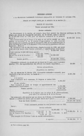 Tome 34 : Du 1er octobre au 10 novembre 1791 - page 558