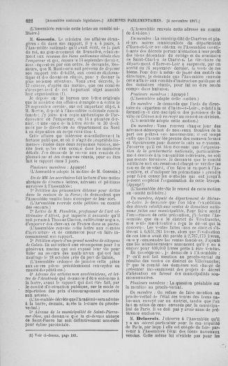 Tome 34 : Du 1er octobre au 10 novembre 1791 - page 622