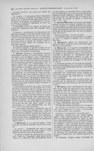 Tome 34 : Du 1er octobre au 10 novembre 1791 - page 640
