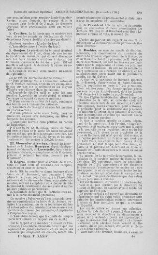 Tome 34 : Du 1er octobre au 10 novembre 1791 - page 689