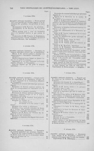 Tome 34 : Du 1er octobre au 10 novembre 1791 - page 740