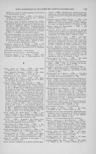 Tome 34 : Du 1er octobre au 10 novembre 1791 - page 773