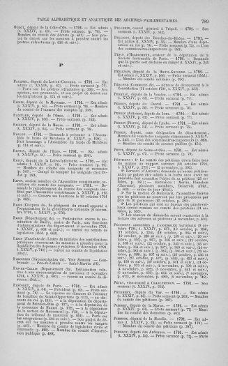 Tome 34 : Du 1er octobre au 10 novembre 1791 - page 789