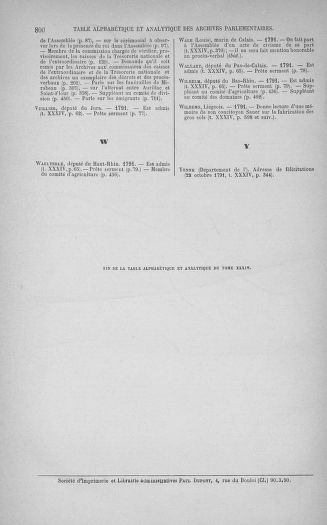 Tome 34 : Du 1er octobre au 10 novembre 1791 - page 800