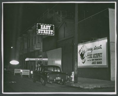 Street view of Easy Street Club