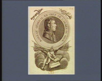Moreau general en chef de l'armée du Rhin : [estampe]