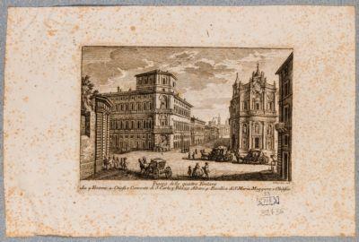 Chiesa di San Carlo alle Quattro Fontane, facciata