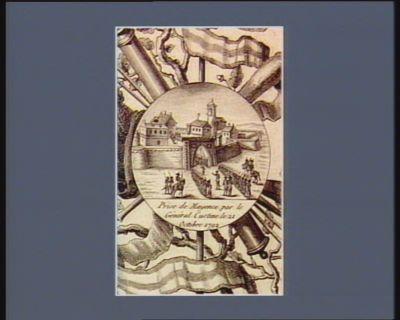 Prise de Mayence par le général Custine le 21 octobre <em>1792</em> [estampe]