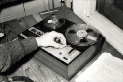Jim McRae, Fall 1965