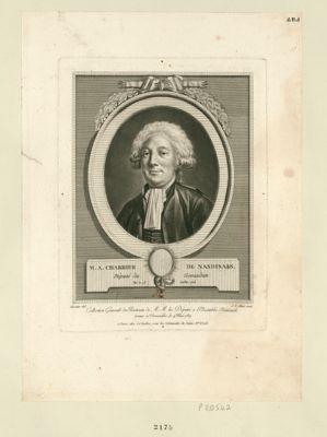M.A. Charrier de Nasbinals député du Gevaudan, né le 25 juillet 1755 : [estampe]