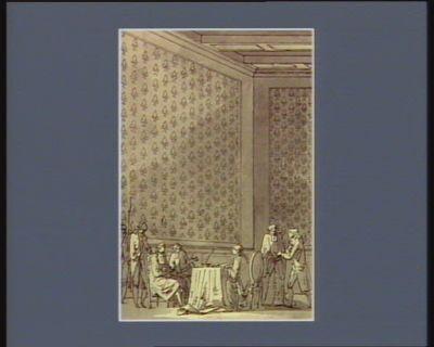 [Evénement du dix-neuf février <em>1790</em>] [dessin]