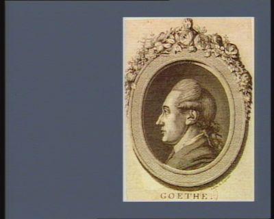 Goethe [estampe]