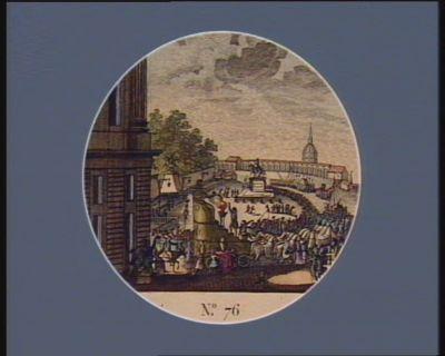 N.o 76 15 avril 1792. Première fete de la liberté.. . : [estampe]