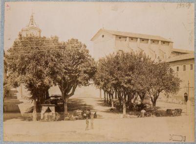 Chiesa e convento dei padri Capuccini a piazza Barberini
