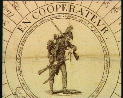 En Cooperateur Opima quod si praeda curvo littore porrecta mergos juveris, libidinosus immolabitur caper, et agna tempestatibus... : [estampe]