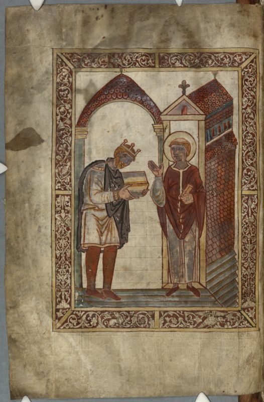 Cambridge, Corpus Christi College, MS 183: Bede the Venerable, Two Lives of St Cuthbert with Regnal Lists, etc